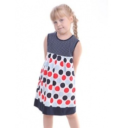 фото Платье для девочки Свитанак 706494. Рост: 110 см. Размер: 30