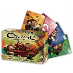 Купить Игра настольная Мир Хобби «Свинтус»