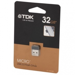 фото Флешка TDK MICRO 32GB 2.0 USB Flash Drive