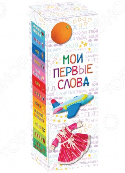 Роскошный подарок для малыша - подарочная коробка с 12 яркими книжками для самых маленьких. Книги позволят ребенку познакомиться с окружающим миром, они содержат весь объем знаний, необходимых малышу.