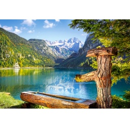Купить Пазл 1500 элементов CastorLand «Озеро. Австрия»