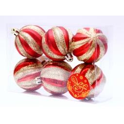 фото Набор новогодних шаров Феникс-Презент 35493