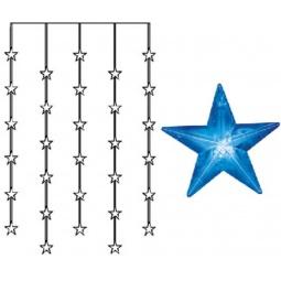 фото Гирлянда-занавес Star Trading 2006-14 со звездами