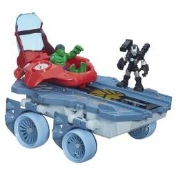 фото Набор игровой для мальчика Hasbro «Мстители. Геликарриер»