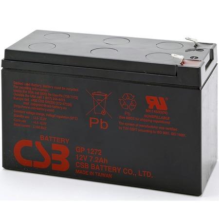 Купить Батарея аккумуляторная CSB GP1272 F2