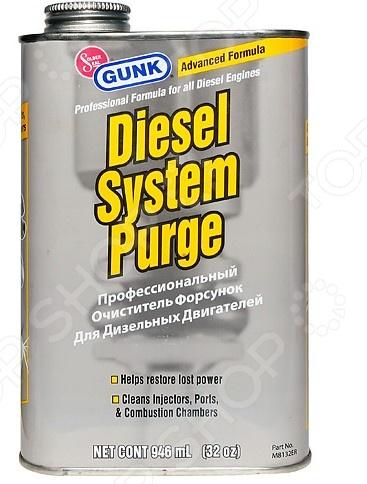 Очиститель форсунок для дизельных двигателей GUNK M8132ER