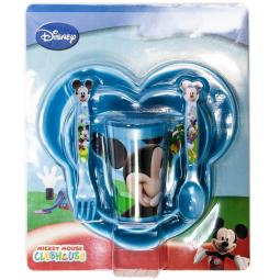 фото Набор посуды для детей Disney «Микки Маус»