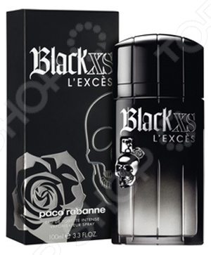 Туалетная вода для мужчин Paco Rabanne Black XS Be Elegant, 100 мл paco rabanne black xs 100 ml