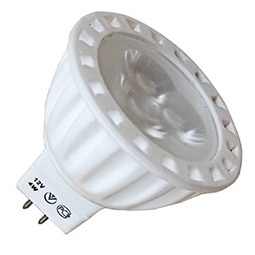 фото Лампа светодиодная ВИКТЕЛ BK-16B412A. Цветовая температура: 5500K. Угол раскрытия: 30 градусов