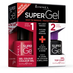 фото Лак для ногтей Rimmel Super Gel. Тон: 042