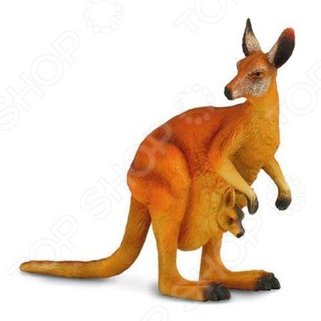 Фигурка-игрушка Collecta «Красный кенгуру» фигурка игрушка collecta красный кенгуру