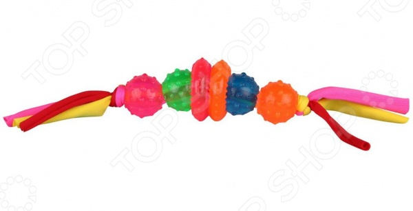 Игрушка для собак DEZZIE «Позитив» свитер для собак dezzie 561500 цвет черный