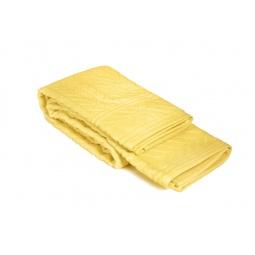 фото Полотенце Tete-a-Tete махровое Т-МП-7161. Размер: 90х150 см. Цвет: желтый