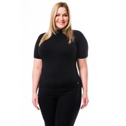 фото Водолазка Mondigo XL 9136. Цвет: черный. Размер одежды: 48