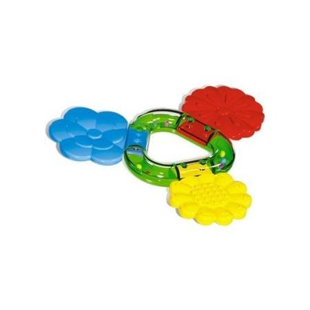 Купить Игрушка-прорезыватель Стеллар «Букетик» 01563