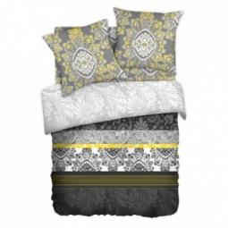 фото Комплект постельного белья Унисон «Ажур». Семейный