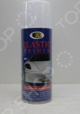 Грунтовка прозрачная для пластика Bosny PR-PPГрунтовки<br>Грунтовка прозрачная для пластика Bosny PR-PP предназначена для обеспечения хорошего прилипания краски к бамперам, спойлерам, твердым резиновым деталям, пластмассовым приборам и деталям. Несомненным преимуществом этой грунтовки является ее низкий расход. Так, с помощью одного баллончика грунтовки можно загрунтовать около шести квадратных метров поверхности.<br>
