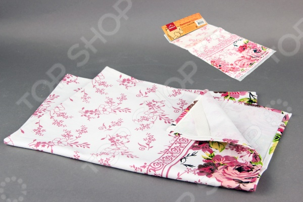 Полотенце Коралл «Розы-акварель» полотенце для кухни арти м джинсовое сердце