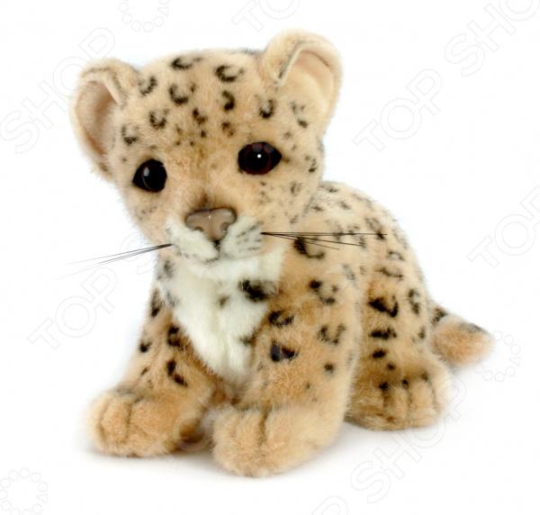 Мягкая игрушка для ребенка Hansa «Детеныш леопарда»