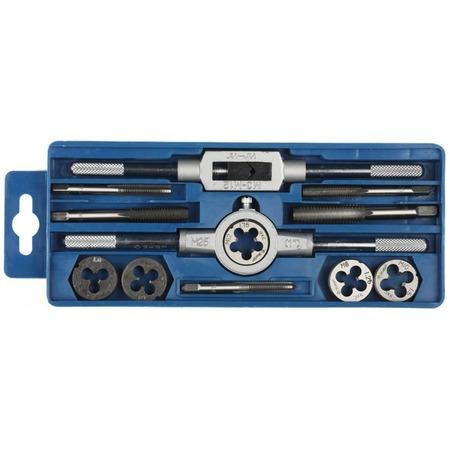 Купить Набор резьбонарезного инструмента Зубр «Мастер» 28121-H12