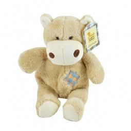 фото Мягкая игрушка Fluffy Family «Бегемотик Малыш»