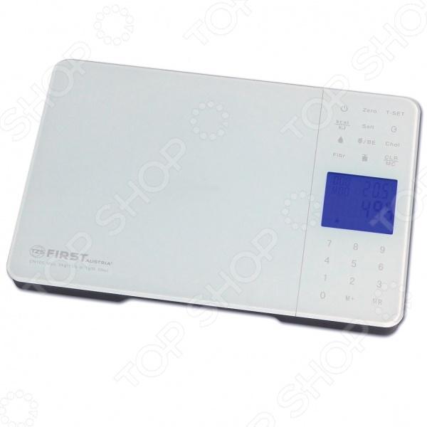 Весы кухонные First 6407-1