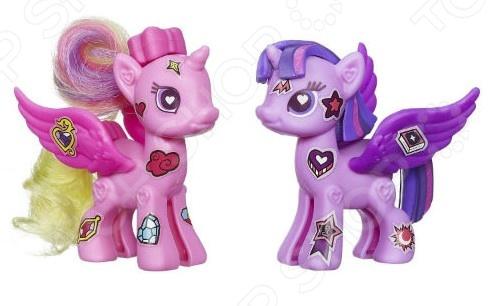 Набор фигурок игровой для девочек Hasbro HA8205 «Принцессы Твайлайт Спаркл и Кадэнс»Игровые наборы для девочек<br>Набор фигурок игровой для девочек Hasbro HA8205 Принцессы Твайлайт Спаркл и Кадэнс это отличный набор из фигурок, которые представляют нам популярных персонажей, набор понравится не только детям, но и фанатам серии любого возраста. Насыщенные цвета игрушки привлекут внимание ребенка и позволят надолго погрузиться в игру. Игра с фигуркой развивает мелкую моторику рук, фантазию и пространственное мышление.<br>