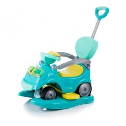 фото Каталка-качалка Jetem «Pupuwalking Ridden Car». Цвет: голубой