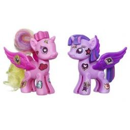 фото Набор фигурок игровой для девочек Hasbro HA8205 «Принцессы Твайлайт Спаркл и Кадэнс»