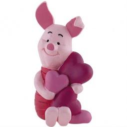 Купить Фигурка-игрушка Bullyland Пятачок и сердце