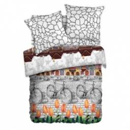 фото Комплект постельного белья Унисон «Голландский уголок». 2-спальный