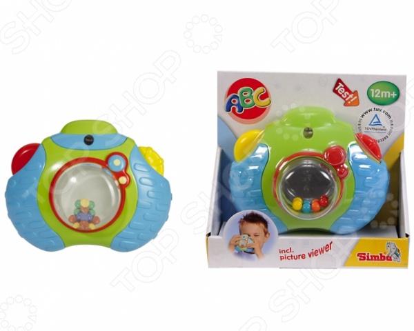 Игрушка развивающая Simba «Первый фотоаппарат»