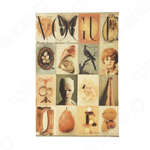 Обложка для паспорта Mitya Veselkov VogueОбложки для паспортов<br>Mitya Veselkov Vogue это современная и ультрамодная обложка для вашего паспорта. Представленная модель предназначена для людей, которые хотят сделать жизнь ярче, красочней и к традиционным вещам подходят творчески. Изделие подходит как для внутреннего, так и заграничного удостоверения личности. Изготовленная из ПВХ обложка, надежно защитит важный документ от внешнего воздействия, поэтому он всегда будет как новый. Придайте паспорту оригинальности и подчеркните свою уникальность!<br>