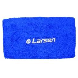фото Напульсник широкий Larsen 142-8 (142-9). Цвет: синий