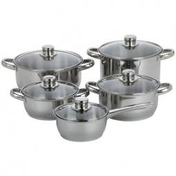 фото Набор посуды из нержавеющей стали Tefal Simple Chef: 10 предметов