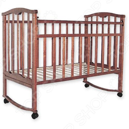 Кроватка детская Агат Золушка-1 агат 52100 золушка 4 светлая