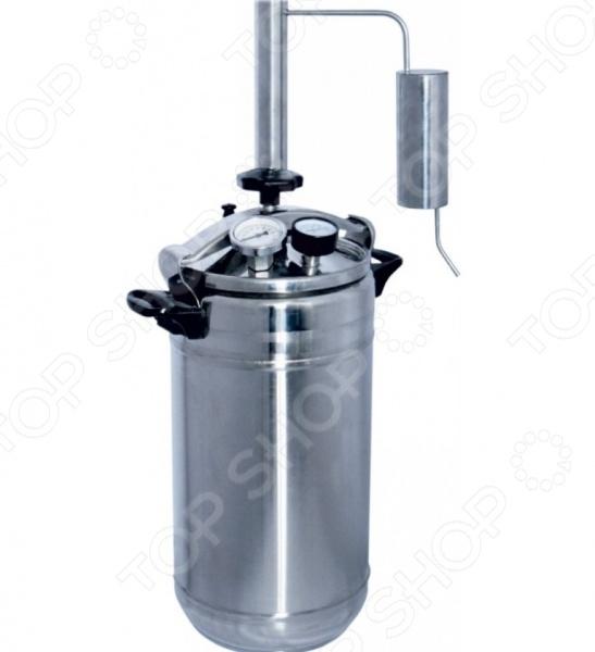 Автоклав-стерилизатор 2 в 1 «Домашний погребок и надстройка Классик» автоклав домашний аэ 5 46л электро в москве