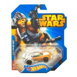фото Машинка Mattel CGW38 «Люк Скайуокер». В ассортименте