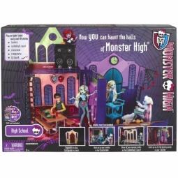 фото Набор игровой для девочек Mattel Классы школы Монстер Хай