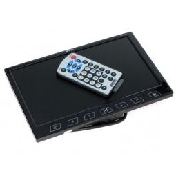 Купить Телевизор автомобильный Mystery MTV-970. Цвет: черный. Уцененный товар