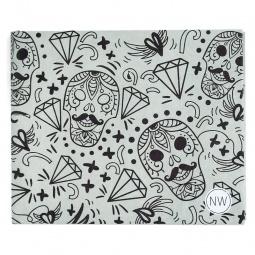 Купить Бумажник New wallet Skulls