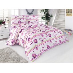 фото Комплект постельного белья Sonna «Хризантема». Семейный