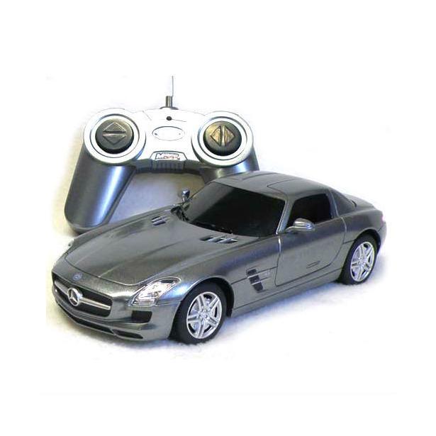 фото Автомобиль на радиоуправлении 1:24 Mondo Motors Mercedes-Benz SLS AMG. В ассортименте