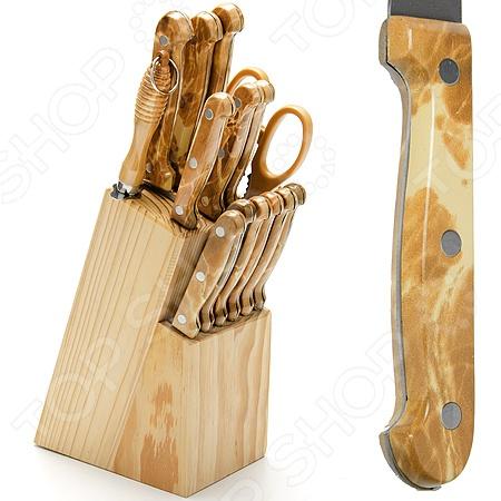 Набор ножей Mayer&Boch MB-24251 подставка для ножей mayer