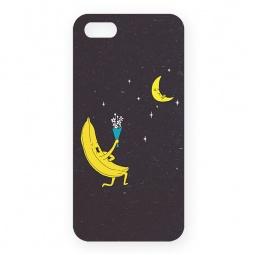 фото Чехол для iPhone 5 Mitya Veselkov «Влюбленный банан»