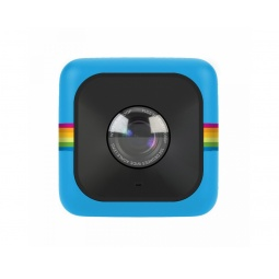 фото Экшн-камера Polaroid Cube. Цвет: синий