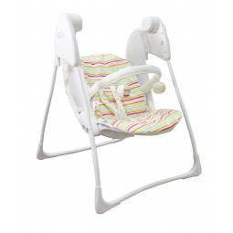 фото Люлька-баунсер GRACO BABY DELIGHT CANDY STRIPE