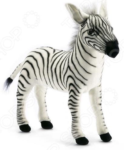Мягкая игрушка Hansa «Зебра» hansa мягкая игрушка верблюд