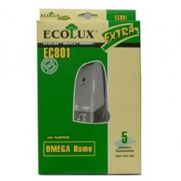 фото Мешки для пыли Ecolux EC-801