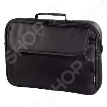 Сумка для ноутбука Hama Sportsline Montego 15.6 сумка для ноутбука 17 3 hama sportsline bordeaux черно серый полиэстер 101094
